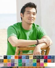 Hanes Beefy-T 6.1 oz. Cotton T-Shirt 5180 S-XL More Than 30 Colors