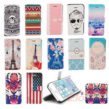 Fashion Cute Magnetic PU Leather Flip Stand Case Cover Skin For iPhone 5 5G 5S