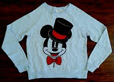 BRAND NEW Forever 21 Disney's Mickey Mouse Women's Sweatshirt sweater
