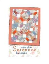SERENADE QUILT KIT and Backing Fabric by Kate Spain Moda Fabrics Cotton Print