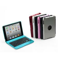 Foldable Rechargeable Bluetooth 3.0 Wireless Keyboard Case Cover For iPad Mini