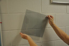 5 sheets of tempered glass, approx 12inch by 12 inch, 1/8 inch thick