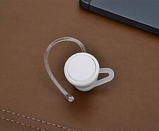 New Bluetooth Hands-free In-ear Mono Headset Microphone w/Mic for Mobile Phones