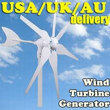 TURBINE WIND GENERATOR 300W LARGE POWER AEROGENERATOR STRONG GREEN POWERSUPPLY