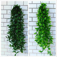 Artificial Ivy Leaf Plants Vine Fake Foliage Home Garden Decor