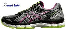 Asics GT-2000 2 Women's Running Shoes Black/Orchid