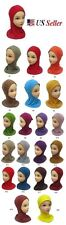 1Islamic Under Scarf Cap Inner Hijab Pullover Muslim Head Wear, Easy to Wear