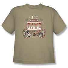 Tom and Jerry Life is a Game of Cat and Mouse Youth Shirt