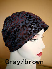 Stylish, cozy, and high quality chemo caps (for cancer patients with chemo hair)