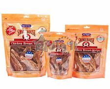 Smokehouse 100% Natural Chicken Breast Dog Treats Made in the USA - USA Dogs