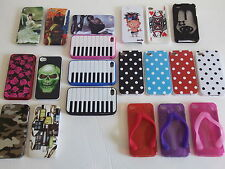 iPhone 4 4s 4g Hard Cell Phone Case Apple Protective Shell Cover 17 Varieties