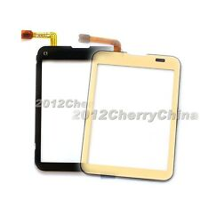 Touch Screen Digitizer Panel For Nokia C3-01 Gold Edition / Black