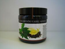 Laurel fruit, almond, jojoba oil 100% natural cold pressed oil unrefined