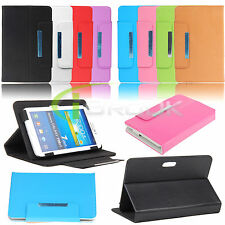 PU Leather Stand Case Cover For RCA 7 inch Tablet Mach Speed Trio Stealth Pro 7