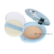 TONYMOLY Aqua Aura Moist Finish Pact 10g SPF25 PA++ - 3 Colors - / Made in Korea