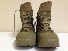 ARMY ISSUED WELLCO M760 COMBAT HIKER MULTICAM TAN BOOTS NWOT