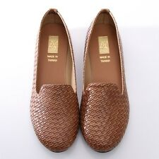 BN Womens Braided Casual Walking Work Flats Shoes Loafers Moccasins Oxfords