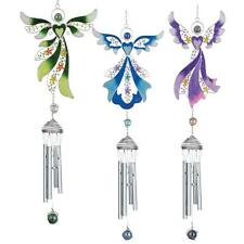 Carson Home Accents Wireworks Lace Angels Chimes 62480 Available in 3 Colors