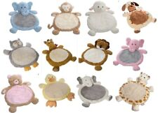 Best Ever Baby/Infant Cuddle Buddy Plush Play Mat Floor Rug - Great Shower Gift!