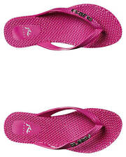 New Rusty Women's Flippin Thong Rubber Shoes Pink