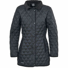Trespass Lydia Womens Quilted Country & Outdoor Jacket - Black - RRP £50