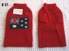 Dog Coat Jumper Sweater, #01, Size XS, S, M, L, XL, Suit Small to Medium Dog