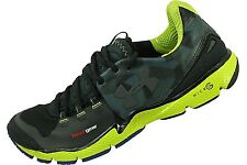 Mens Under Armour Charge Rc Running Shoe Black Bright Yellow 1228679-003