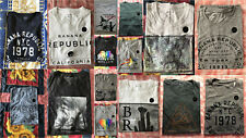 NWT Banana Republic Heritage Graphic T Shirt Short Sleeve Mens Size M&L By Gap