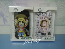 One Piece Hard Front & Back Cover Case for iPhone 5G / 5S w/SP