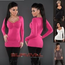 NEW SEXY SZ 6-8-10 WOMENS JUMPER SWEATER HOT CLUB PARTY CASUAL KNIT FASHION TOP