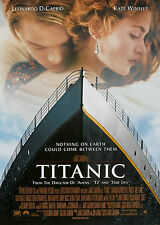 Titanic (1997) V2 - A1/A2 Poster **BUY ANY 2 AND GET 1 FREE OFFER**