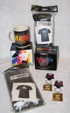 MADONNA - OFFICIAL MERCHANDISE -  T-SHIRTS, MUGS, KEYRINGS, VEST - NEW