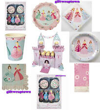 Meri Meri Princess Party Luxury Party Pieces!  FREE POST!!!  STUNNING!