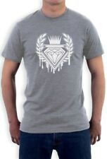 Dripping Diamond ROYAL LOGO T-Shirt GRAPHIC SKATE URBAN INDIE Hip Hop DOPE TEE