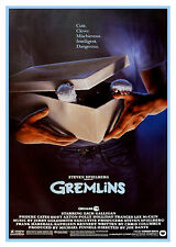 Gremlins - A1/A2 Poster **BUY ANY 2 AND GET 1 FREE OFFER**