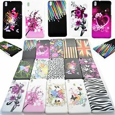 New Fashion Hard Skin Back Shell Phone Protective Cover Case For HTC Desire 816