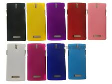 2x Hard Back Cover Case for Oppo Find 5 / X909