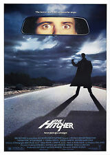 The Hitcher - A1/A2 Poster **BUY ANY 2 AND GET 1 FREE OFFER**