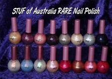 STUF RARE exclusive NAIL POLISH varnish available NOWHERE ELSE ! discontinued