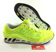 New 11 adidas Mens Climacaool Seduction Electricity Black White CC running