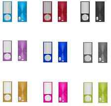Apple iPod Nano 5th Gen 2 Piece Snap On Hard Case Cover Screen Protector Guard