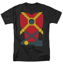 Justice League Red Robin mens t-shirt
