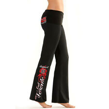 Hells Angels ( Official ) Support 81 Yoga Pants