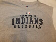 CLEVELAND INDIANS T SHIRT BIG MENS SIZES NEW WITH TAGS XL TALL - 6XL BIG +TALL