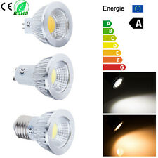 Lot of 5/10x Dimmable MR16 E27 GU10 6w 9w 12w COB LED Bulb Spotlight Saving Lamp
