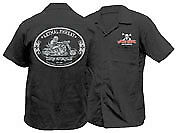 Lethal Threat Custom Motorcycle Work Shirt
