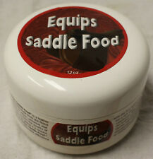 Equips Saddle Food Leather Conditioner for Tack, Upholstery, Boots or Shoes