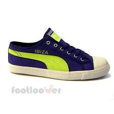 Women's Puma Ibiza Jr 356495 04 Sneakers Junior Shoes Casual Violet Canvas