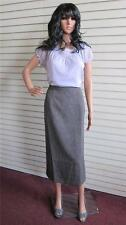 New Simply Be Wardrobe Ladies Pencil Skirt Size 12 14 16 18 UK Chochrgbone Brown