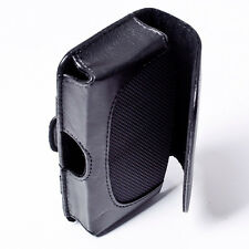 NEW BELT CLIP MAGNET HOLSTER POUCH GENERIC LEATHER COVER CASE FOR iPHONE 4 4S
